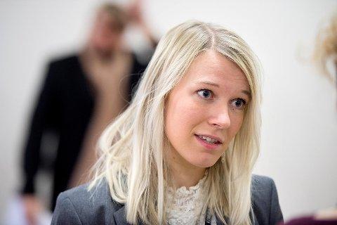 Rebekka Ljosland, helsebyråd i Bergen.