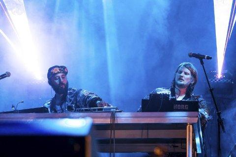 Röyksopp skal samtale om sin 20 år lange karriere under konferansedelen av Vill Vill Vest i år.