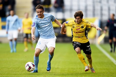 Andreas Vindheim var delaktig i å sende Malmö til gruppespillet i Europaligen med to målgivende pasninger torsdag.