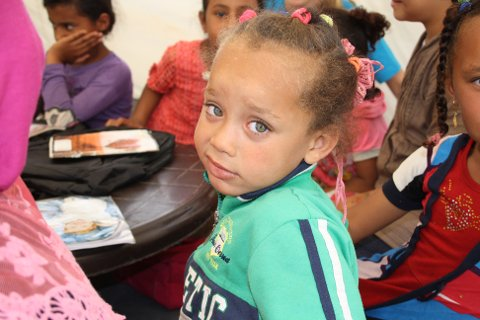 Flyktningkrisen i Syria er den største globale krisen siden andre verdenskrig. Per dags dato er det mer enn 660 000 flyktninger som er berørt av krisen i Syria, der halvparten av dem er barn. - Det var utrolig trist å se de triste skjebnene, men samtidig ble jeg håpefull for jeg ser at arbeidet som UNICEF og Makani-sentrene gjør for flyktningene gjør en forskjell, sier Nesjla Syrous.