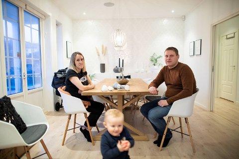 Monica Særsten og mannen Per Oddmund (37) klaget Tryg inn for  Finansklagenemda. Klagen ble avvist.