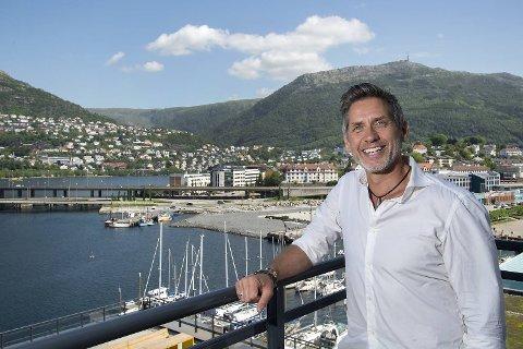 Jonny Hesthammer er administrerende direktør i MVest Energy. FOTO: EIRIK HAGESÆTER