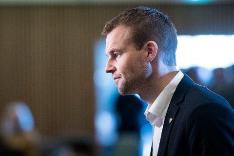 Kjell Ingolf Ropstad ville valgt andre ord for å få frem poenget.