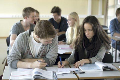0243f5c2 Skolen handler også om å gi like muligheter for alle barn og unge, skriver
