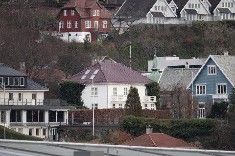 Seiersbjerget 13 var en av Bergens dyreste boliger i 2018.