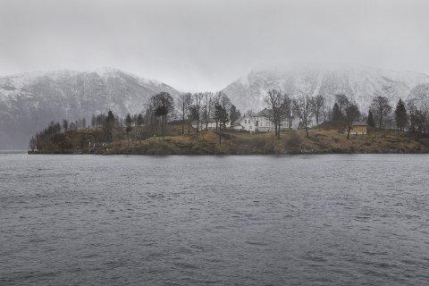 – La det unike fengselet på Ulvsnesøy fortsatt få skape gode samfunnsborgere og naboer, skriver innleggforfatteren. Foto: Emil W. Breistein