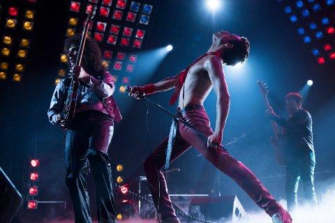 «Bohemian Rhapsody» om Queen og vokalist Freddie Mercury ble beste dramafilm under årets Golden Globe-utdeling.