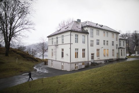 – Lite visste vi at Hareides havari skulle ende med vedtak om å leggje ned  Noregs best fungerande fengsel. Foto: Emil Breistein
