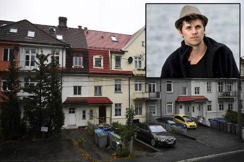 Samuel Ulvolden Massie har kjøpt seg en bygård.