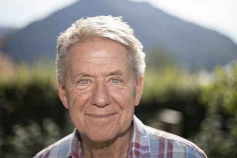 Rune Larsen skilles fra Edle Tornes Larsen etter 53 år.