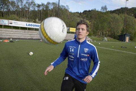 Espen Birkeland scoret som så ofte før da Smørås sikret seg ny kontrakt i 4. divisjon lørdag.