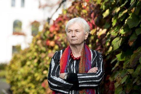 Journalist Kjersti Mjør har skrevet boken om Oddny Miljeteig  som kommer ut på Samlaget i disse dager.