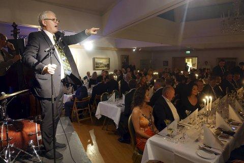 Thorstein Selvik, 200 inviterte og sekkepiper stemmer i på «Nystemten».