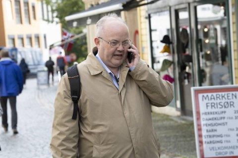 Ove Sverre Bjørdal er en ettertraktet mann om dagen.