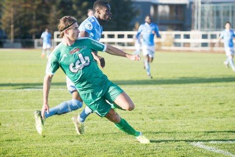 Marcus Mehnert kom fra benken og scoret to mot Sandnes Ulf.
