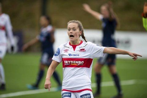 Det blir store endringer for Ingrid Altermark og Sandviken i Toppserien neste år.