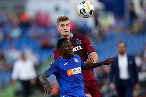 Trabzonspor og Alexander Sørloth trenger tre poeng på hjemmebane mot russiske Krasnodar torsdag.