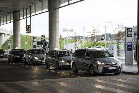 Det viste seg å være hele 60 prosent prisforskjell da BA tok pristest på taxi fra Flesland til sentrum.