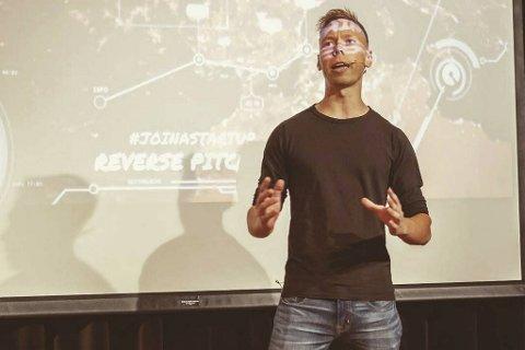 Stian Skulstad er en av tre grunnleggere og medeier i Stily AS.