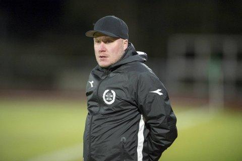 Steffen Landro trener trolig Sandnes Ulf neste år. Avskjeden med Ågotnes ble ikke som han hadde drømt om.