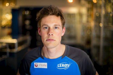 Sindre Henriksen har slitt med magesjau.