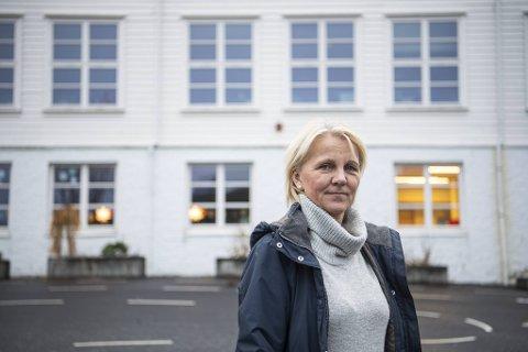 Rektor Kari Solberg Eng skjønner lite av at ordensmakten ikke prioriterer holdningsskapende arbeid på skolene.