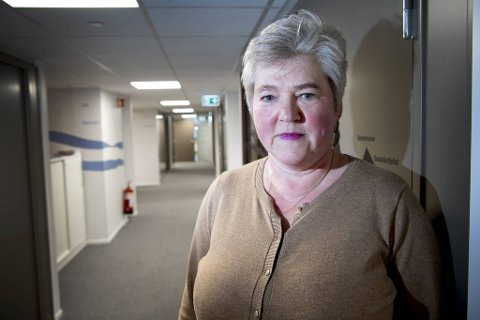 Britt Darlington, rådgiver i Etat for barn og familie.
