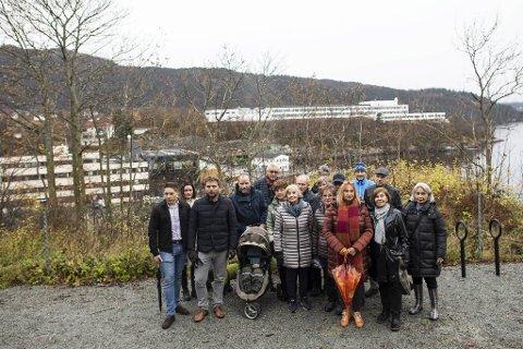 Naboer i Simonsviken og Nygårdsviken fortviler over støy både fra steinknuseverk og båttrafikk i området.