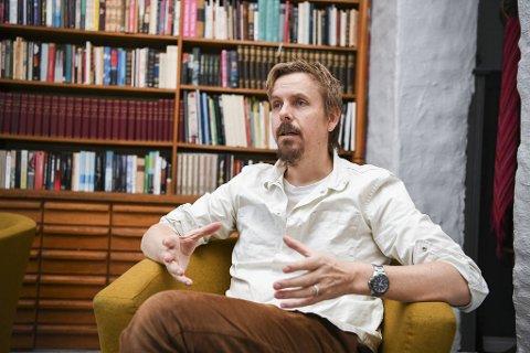 Tore Vagn Lid: Dramaturgen og regissøren er svært anerkjent, blant annet for «Vår ære/vår makt» som gikk for fulle hus på DNS i 2016.