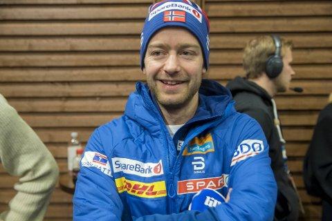Sjur Røthe fikk nest beste langrennstid på siste distanse i minitouren i Ruka.