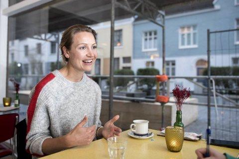 Elin Hoffmann Dahl søkte medisinstudiet for å kunne jobbe internasjonalt og engasjere seg i Leger Uten Grenser. FOTO: SKJALG EKELAND