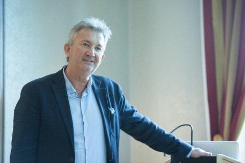 Tom Rune Pedersen har hatt en travel førjulstid. Nå har han gjort alvor av planen om å selge seg ned i Bergen. Arkivfoto: MAGNE TURØY