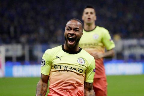 Manchester City og Raheem Sterling er ikke i form, men vi tror likevel de slår Burnley på Turf Moor tirsdag kveld. (AP Photo/Luca Bruno)