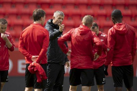 Etter det BA kjenner til, er tilliten til Lars Arne Nilsen tynn i spillernes sesongevaluering. Neste torsdag skal styret bestemme seg for om Nilsen er rett mann for klubben videre.