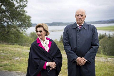 H.M Kong Harald kommer til Bergen i januar for å feire byens jubileum.