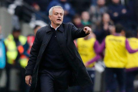 José Mourinho og Tottenham tapte mot Manchester United i midtuken. Vi tror Spurs slår tilbake mot Burnley.