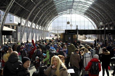 Vy må øke passasjertallet på Bergensbanen for å kunne forsvare regningen på 2,2 milliarder kroner for å drifte strekningen de neste 11 årene.