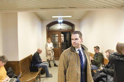 Marius Wesenberg vil begjære sin klient løslatt.
