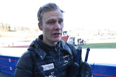 Håvard Lorentzen skuffet på Hamar lørdag. OL-mesteren fra sist sesong har ikke helt fått opp dampen i vinter.