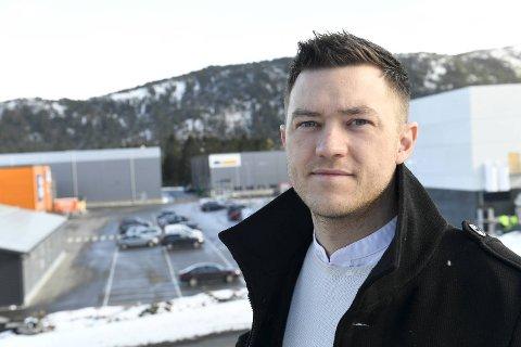 Per-Arne Larsen blir vikar for sosialbyråd Erlend Horn (V) som skal ut i pappaperm fra 25. mars.