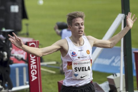 Gular-løper Per Svela (26) får endelig sjansen på 3000 meter i innendørs-EM.