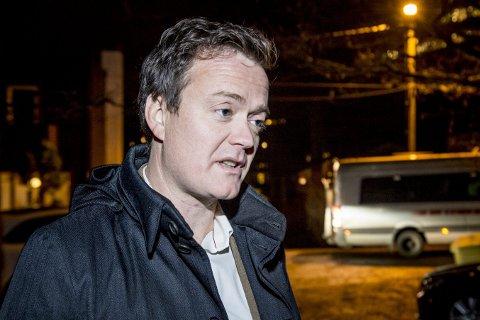 Satser på nytt: Christer Fasmer har kjøpt tilbake boet til Flimmer Film og vil drive videre. Arkivfoto: BA