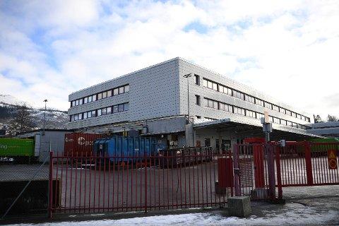 80 arbeidsplasser i Bergen  rammes når Posten flytter ruteklargjøringen til Lørenskog. Her fra terminalen i Kanalveien.