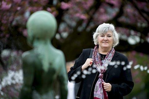 REAGERER: Filosof og samfunnsdebattant Nina Karin Monsen