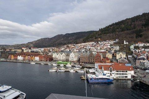 Bergen kommune jobber for å gjøre det enklere å besøke et toalett i sentrum.