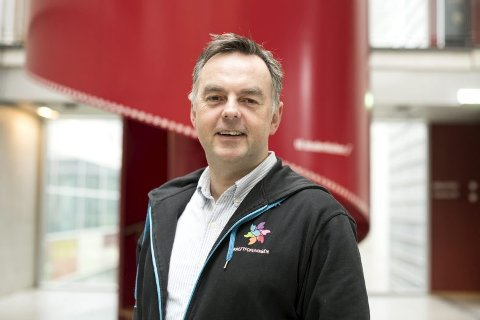 – Russ forteller om hvor viktig det er og at man får en følelse at man tar del i noe større, sa Geir Vangsnes i Kreftforeningen.
