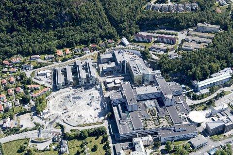 Haukeland universitetssykehus.