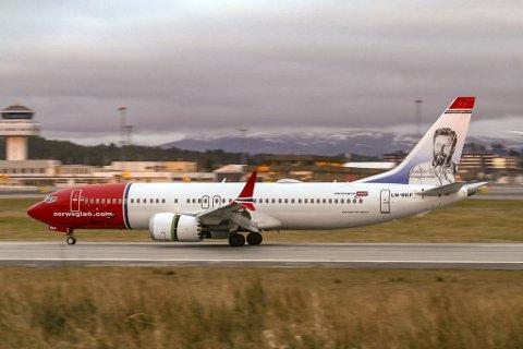 18 av Norwegians 163 fly er Boeing 737 MAX 8. De er nå satt på bakken.