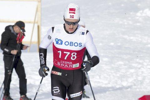 Vossingen Vebjørn Turtveit avsluttet en solid sesong i langrennssporet med andre NM-del denne helgen.