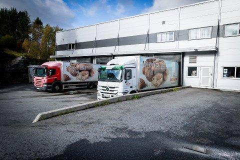 Nå er det drift igjen ved Goman Lindås, som bakeriet nå heter.